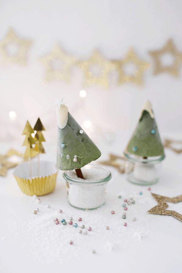Weihnachtliches Eis Dessert von Frl Klein