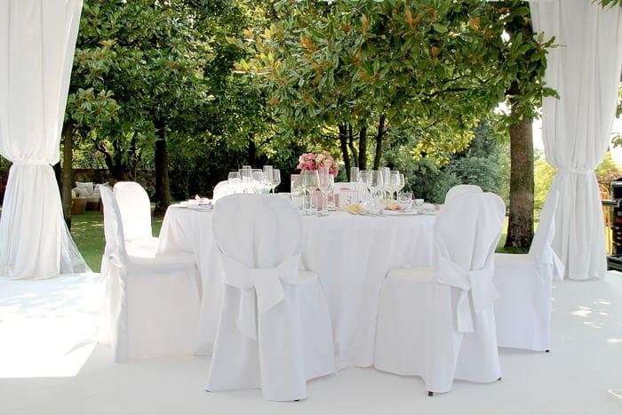 Hochzeitslocation Garte Zelt