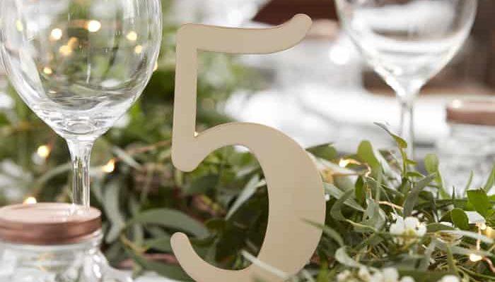 Hochzeitsdeko: Botanical Wedding