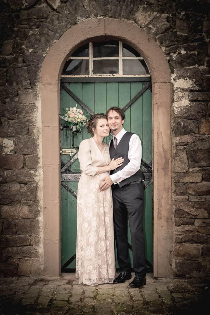 Brautpaar Hofgut Rheingrafenstein