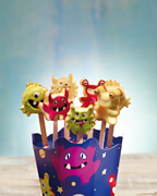 Cake Pops Monster