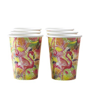 Flamingo Becher