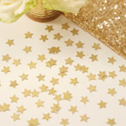 Metallic Perfection - Confetti gold Sterne