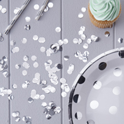 Pick & Mix - Confetti silber