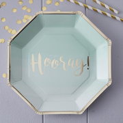 Pastel Perfection - Teller Hooray mint