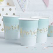 Pastel Perfection - Becher Hooray mint