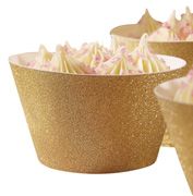 Pastel Perfection - Cupcake Wrapper