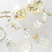 Pick & Mix - Partyset Gold