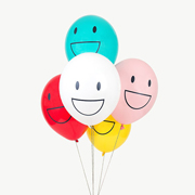 Little Luftballon Happy Faces