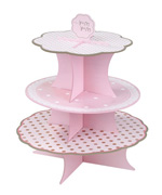 Pink - Etagere