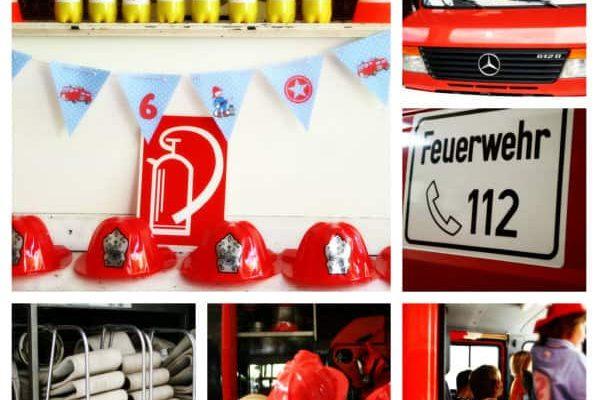 Feuerwehrparty
