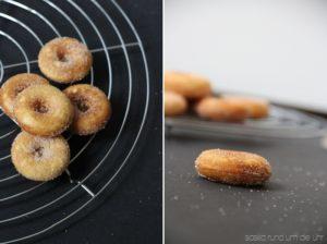 Minit Donut Rezept für Donut Maker