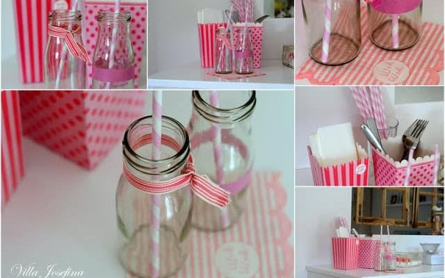 Der rosa Mädchentraum