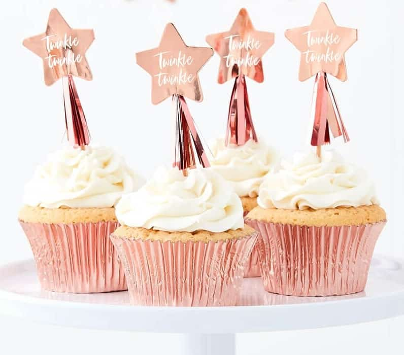 Tolle Deko für Eure Cupcakes