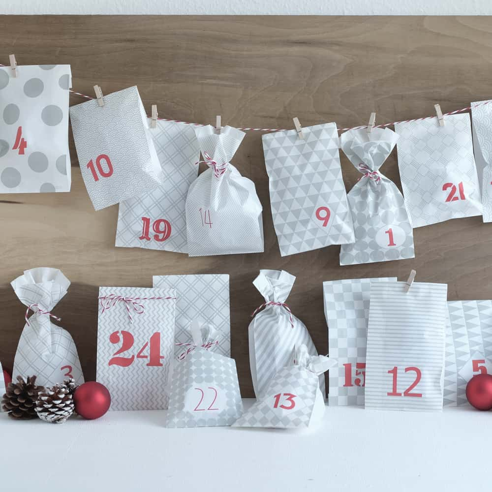 Adventskalender Tipps & Tricks