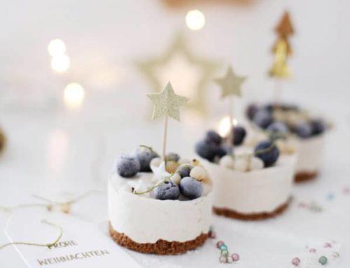 Festliche Weihnachtseis Rezepte von Frl Klein