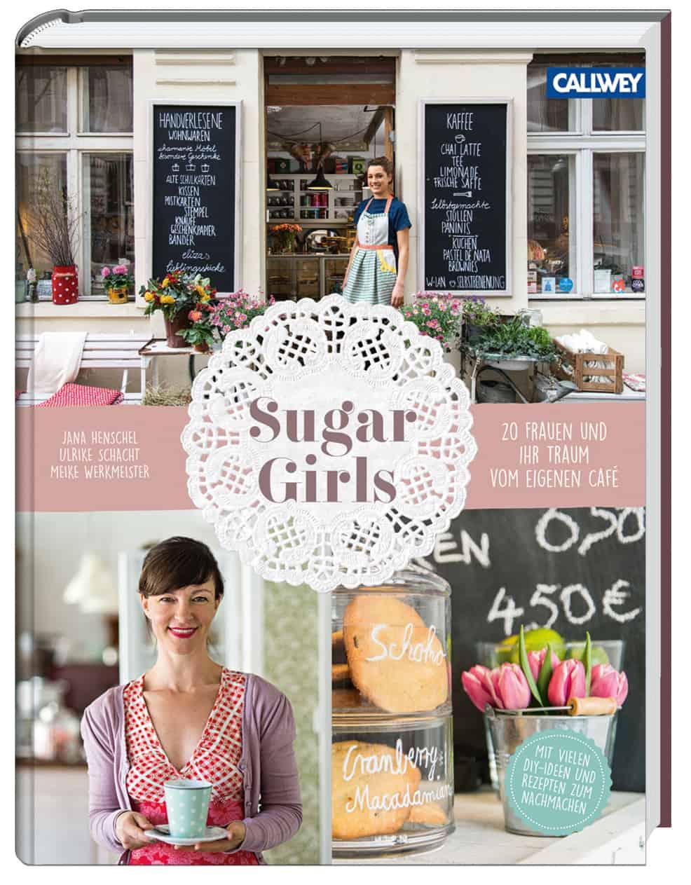 Buchvorstellung – Sugar Girls
