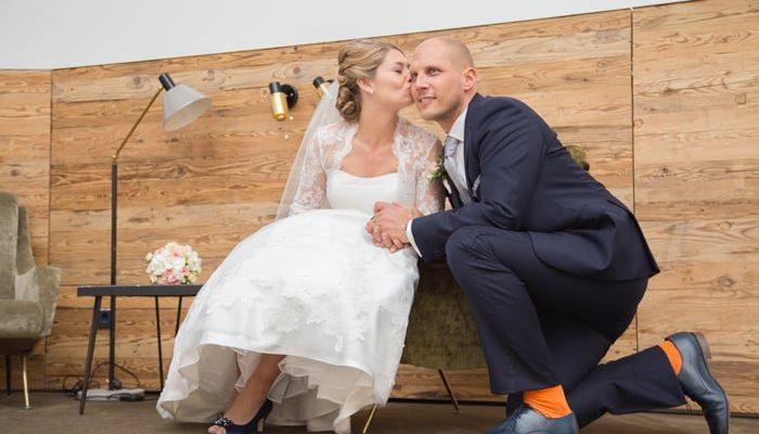 Porträt der Hochzeitsfotografin Nicole Lautner