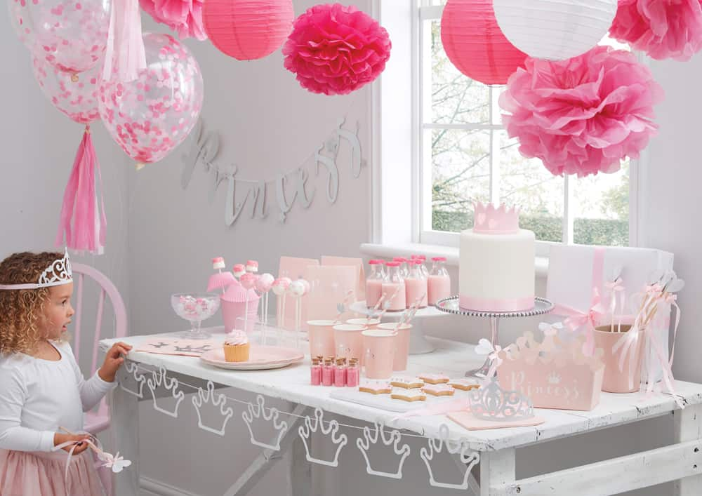 prinzessinnen geburtstagsparty tipps party deko blog von party princess. Black Bedroom Furniture Sets. Home Design Ideas