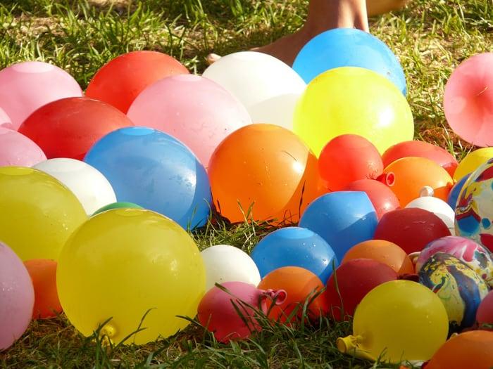 Wasserballon Pinata