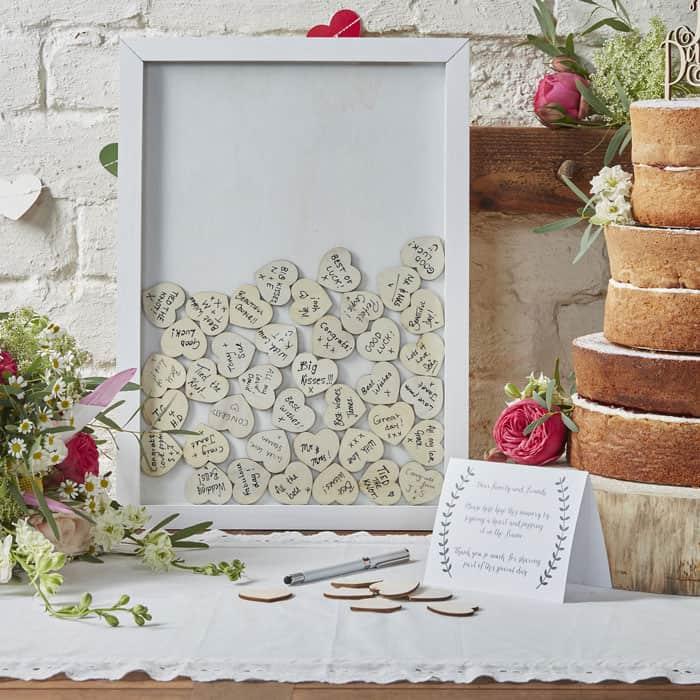 Ausgefallene Gastebucher Zur Hochzeit Susse Ideen Entdecken