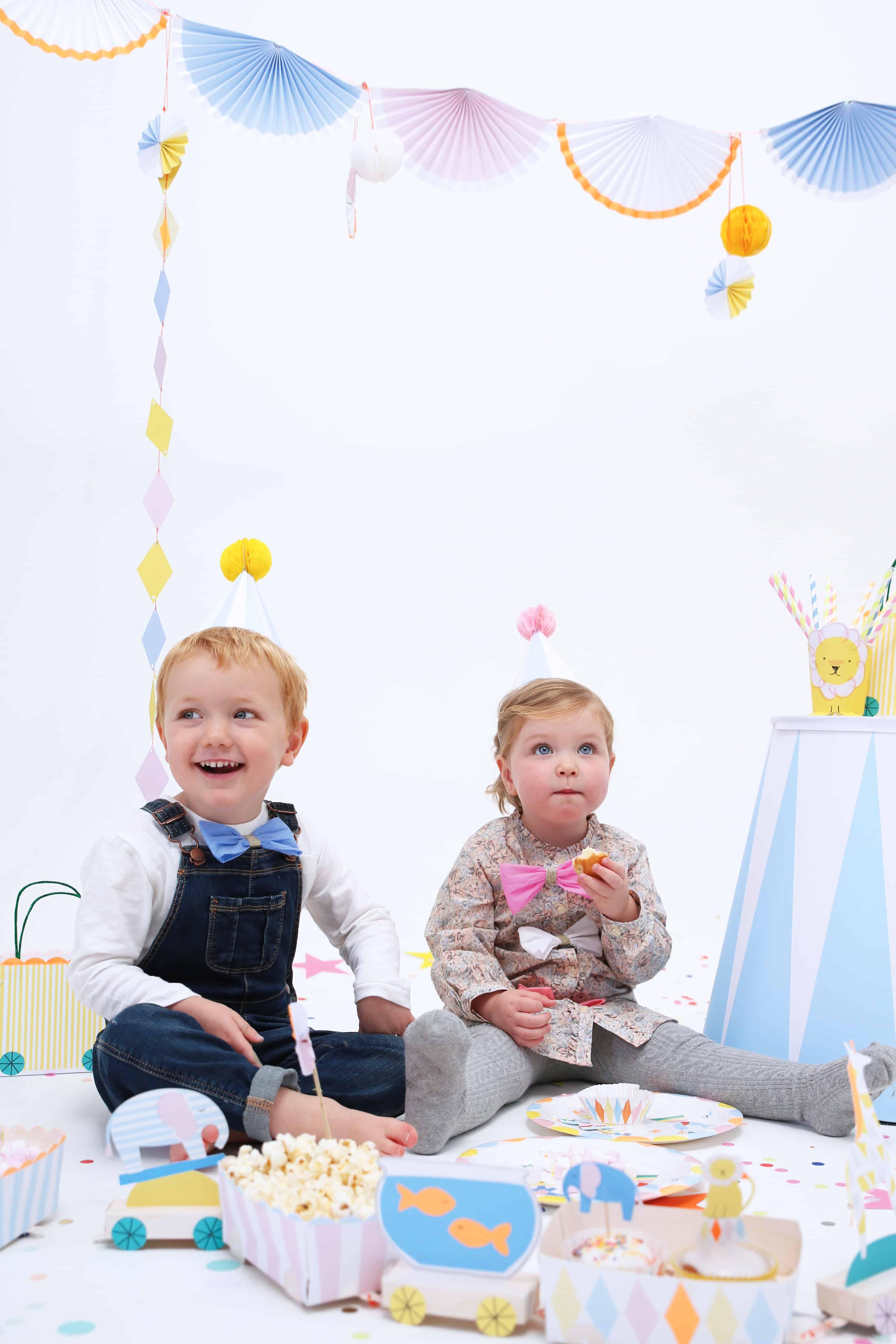 Ideen für einen Zirkus Kindergeburtstag