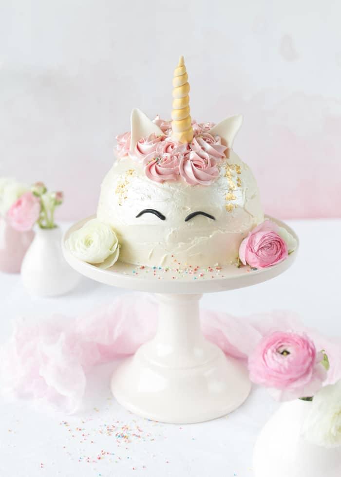Einhorn Torte