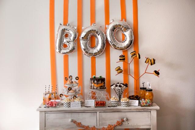 Halloween Candybar