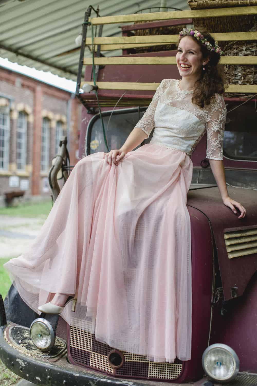Claudia Heller Brautkleider Trends 2018