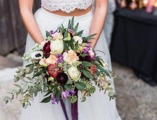 Hochzeitsblumen > Die Blumendeko Trends 2018 entdecken