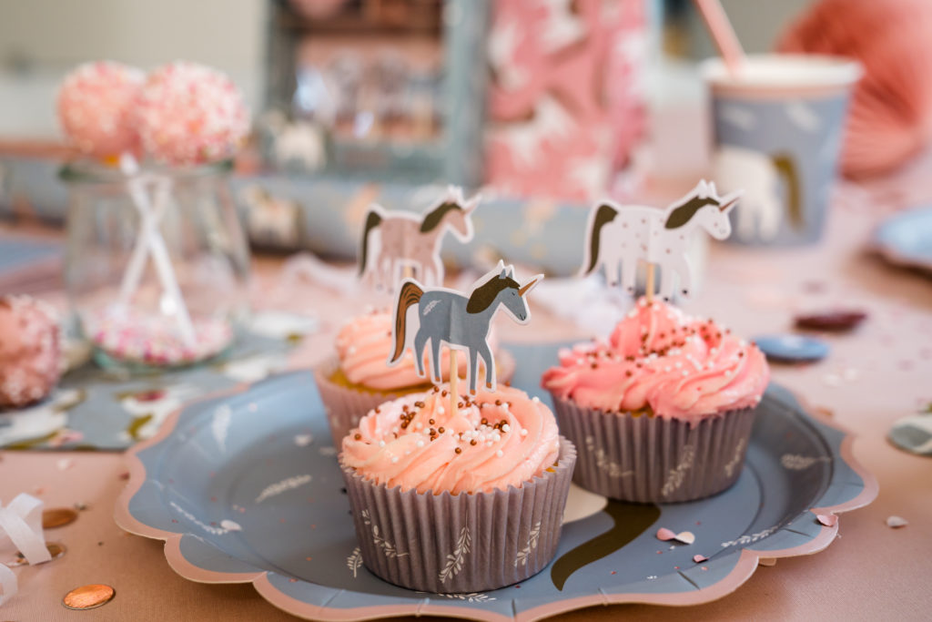 Süße Cupcake & Muffin Deko