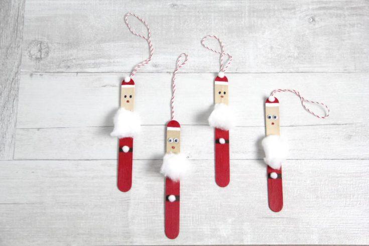 Nikolaus Weihnachtsanhänger