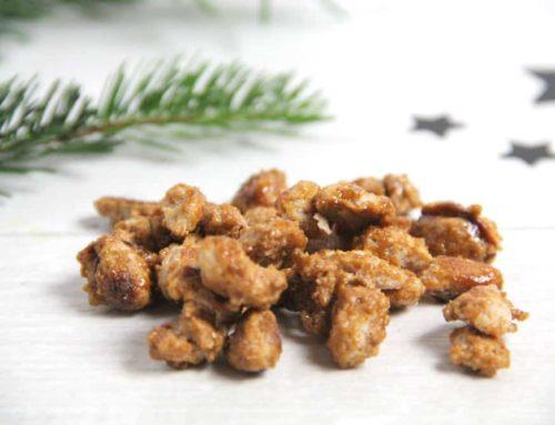Gebrannte Erdnüsse Rezept