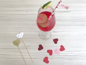 Valentins Cocktail alkoholfrei