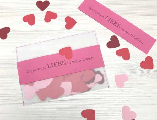 Süße Valentinstagsgeschenke selber machen