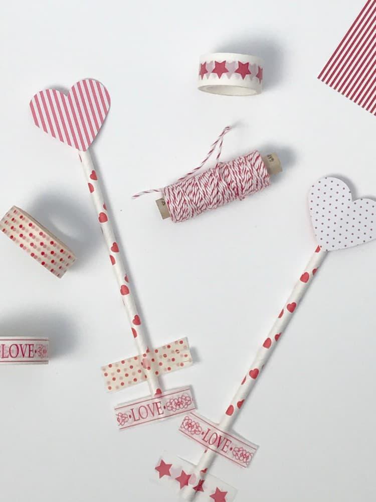 Valentinstag Geschenk selbstgemacht Armors Pfeil