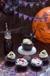 Halloween Muffins Rezept