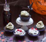 Halloween Cupcake Rezept