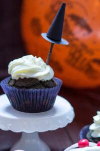 Hexen Cupcake Rezept
