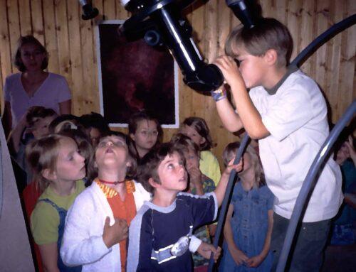 Volkssternwarte München: Kindergeburtstag im Planetarium
