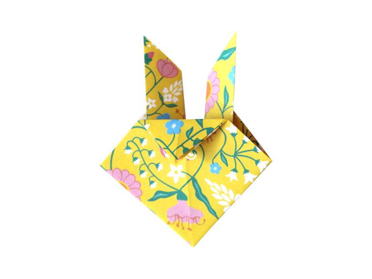 Anleitung Origami Schritt 6