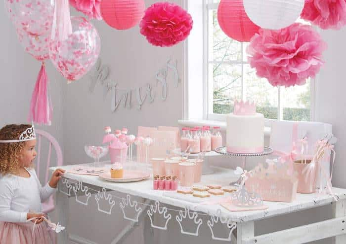 Prinzessin Party Tipps
