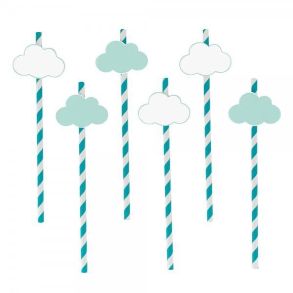 Little Strohhalme Wolken