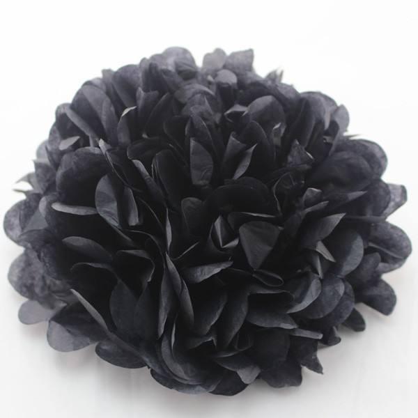 Pom schwarz div. Größen