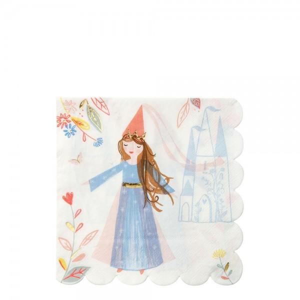 Meri Meri - Servietten Prinzessin Magical