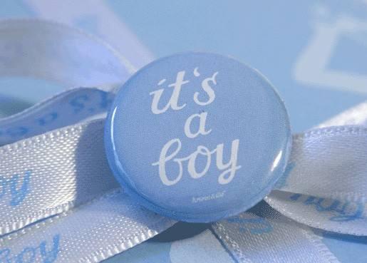 Krima & Isa - Button It´s a boy