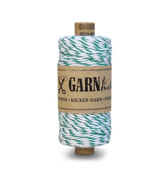 Bäcker Garn - Bakers Twine smaragd