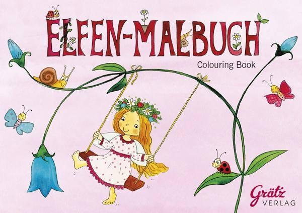 Malbuch Elfen