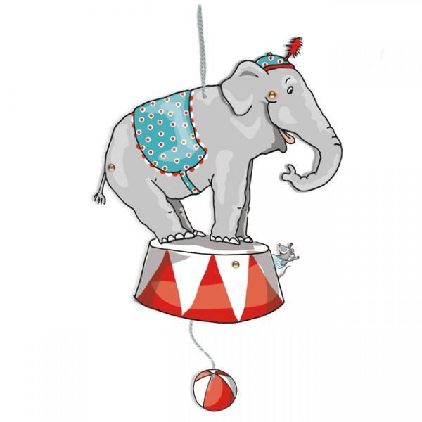 Krima & Isa - Hampelmann Elefant