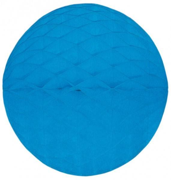 Mini Wabenball jeansblau 6 cm
